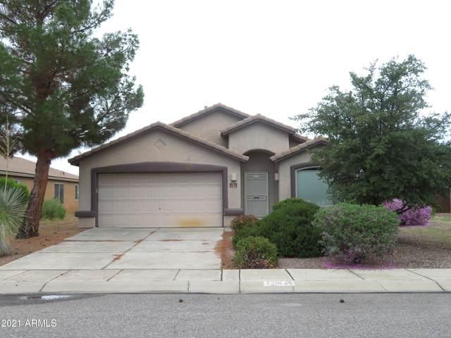 2351 Horizon Drive, Sierra Vista, AZ 85635 (MLS #6266760) :: Yost Realty Group at RE/MAX Casa Grande