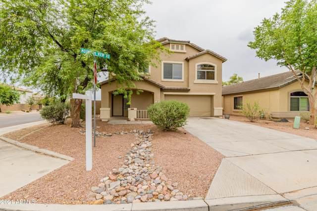 1119 E Mountain View Road, San Tan Valley, AZ 85143 (MLS #6266793) :: Klaus Team Real Estate Solutions