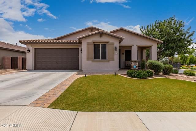 421 W Leatherwood Avenue, Queen Creek, AZ 85140 (MLS #6266807) :: Klaus Team Real Estate Solutions