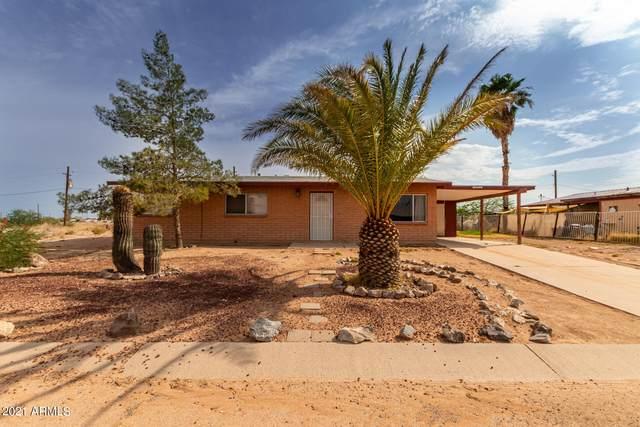 25541 W Mcnary Drive, Casa Grande, AZ 85193 (MLS #6266816) :: Yost Realty Group at RE/MAX Casa Grande
