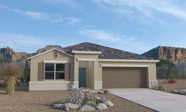 1919 W Pinkley Avenue, Coolidge, AZ 85128 (MLS #6266830) :: Yost Realty Group at RE/MAX Casa Grande