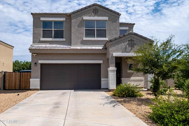 11724 E Cliffrose Lane, Florence, AZ 85132 (MLS #6266832) :: Jonny West Real Estate