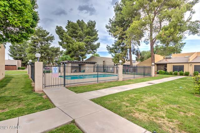 629 N Mesa Drive #16, Mesa, AZ 85201 (MLS #6266834) :: My Home Group
