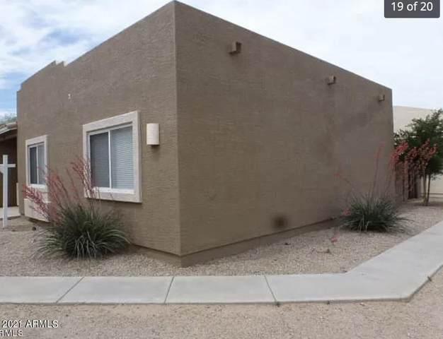 2300 E Magma Road #75, San Tan Valley, AZ 85143 (MLS #6266865) :: Executive Realty Advisors