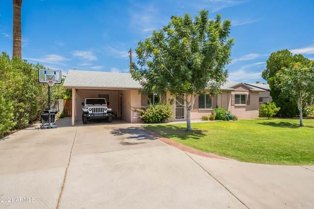 7612 E Osborn Road, Scottsdale, AZ 85251 (MLS #6266882) :: Executive Realty Advisors