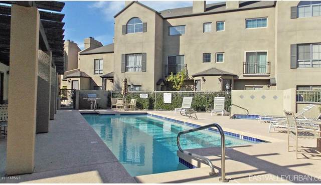 100 E Fillmore Street #124, Phoenix, AZ 85004 (MLS #6266894) :: Service First Realty
