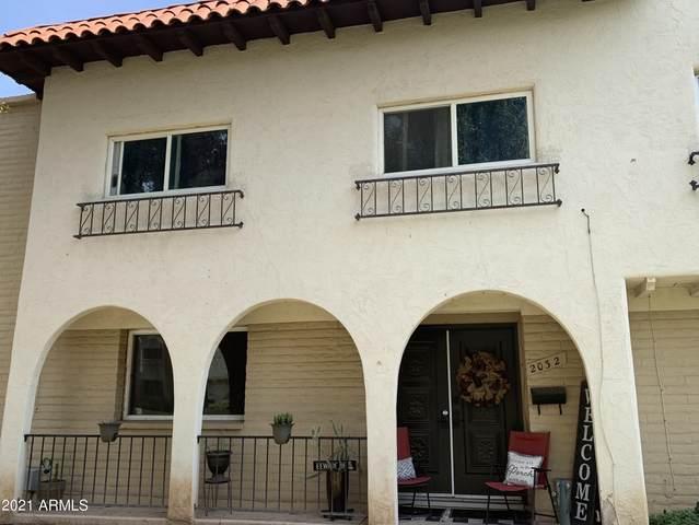 2032 W Hazelwood Parkway E, Phoenix, AZ 85015 (MLS #6266904) :: Yost Realty Group at RE/MAX Casa Grande