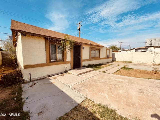 1442 E Garfield Street, Phoenix, AZ 85006 (MLS #6266929) :: Yost Realty Group at RE/MAX Casa Grande
