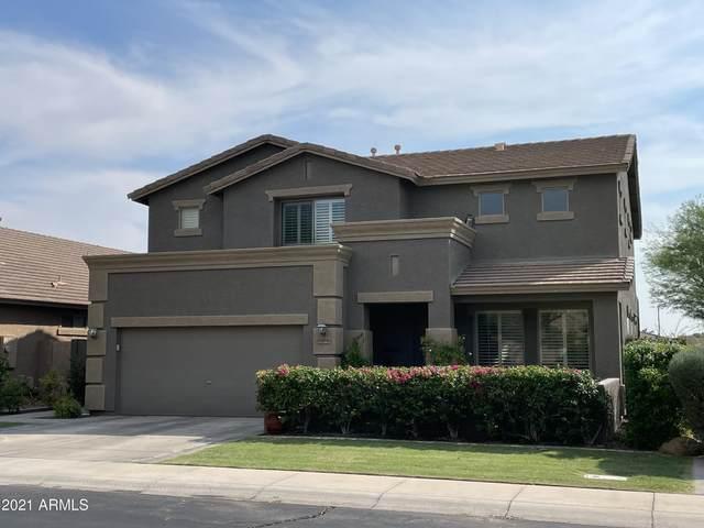 6654 S Cartier Drive, Gilbert, AZ 85298 (MLS #6266930) :: Balboa Realty