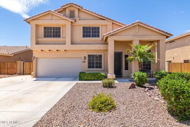 11311 E Shepperd Avenue, Mesa, AZ 85212 (MLS #6266945) :: Yost Realty Group at RE/MAX Casa Grande