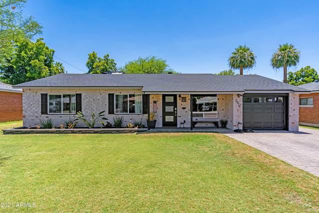 2519 E Heatherbrae Drive, Phoenix, AZ 85016 (MLS #6266958) :: The Ellens Team