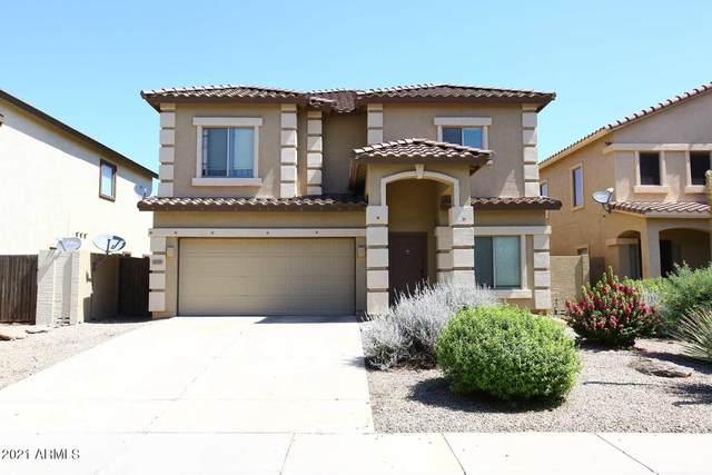 41378 W Granada Drive, Maricopa, AZ 85138 (MLS #6266965) :: Howe Realty