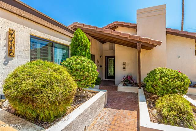 7726 E Palm Lane, Scottsdale, AZ 85257 (MLS #6266973) :: The Laughton Team