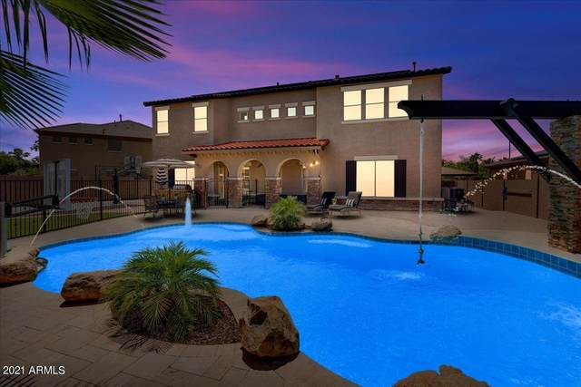 6759 S Balboa Drive, Gilbert, AZ 85298 (MLS #6266982) :: Openshaw Real Estate Group in partnership with The Jesse Herfel Real Estate Group