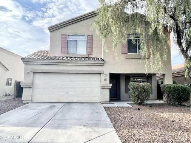 2186 W Central Avenue, Coolidge, AZ 85128 (MLS #6266983) :: Klaus Team Real Estate Solutions