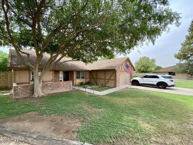 6307 W Shaw Butte Drive, Glendale, AZ 85304 (MLS #6266988) :: Yost Realty Group at RE/MAX Casa Grande