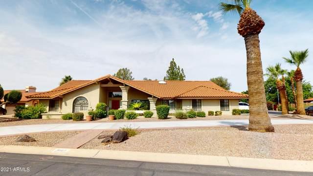 18008 N 75TH Avenue, Glendale, AZ 85308 (MLS #6267013) :: Executive Realty Advisors