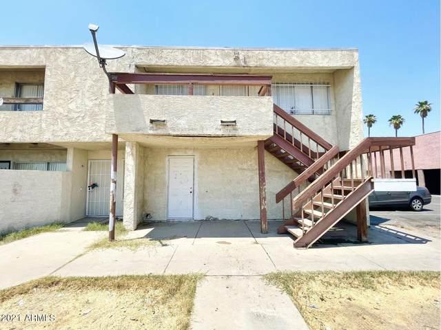 2646 N 43RD Avenue D, Phoenix, AZ 85009 (MLS #6267030) :: Yost Realty Group at RE/MAX Casa Grande