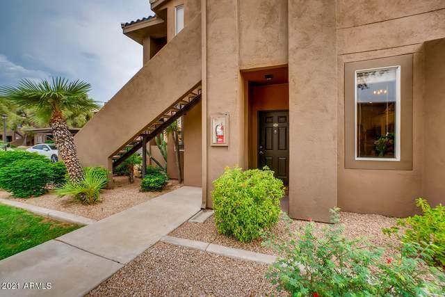 7009 E Acoma Drive #1040, Scottsdale, AZ 85254 (MLS #6267037) :: Service First Realty