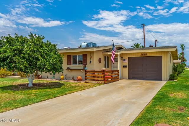 10302 W Clair Drive, Sun City, AZ 85351 (MLS #6267058) :: Scott Gaertner Group
