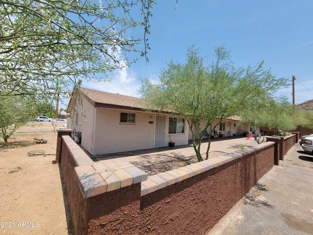 1302 E Dunlap Avenue, Phoenix, AZ 85020 (MLS #6267059) :: Dave Fernandez Team | HomeSmart