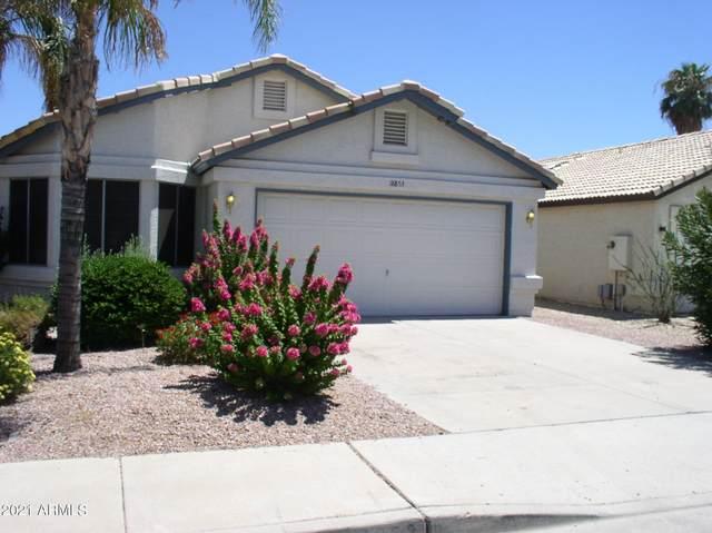 18853 N 42ND Place, Phoenix, AZ 85050 (MLS #6267060) :: Service First Realty