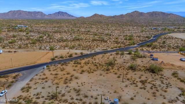 0 N Brenner Pass Road, Queen Creek, AZ 85142 (MLS #6267062) :: The Daniel Montez Real Estate Group