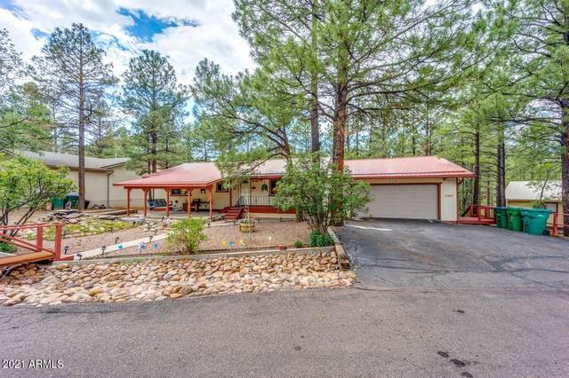 1040 N 45TH Drive, Show Low, AZ 85901 (MLS #6267076) :: Executive Realty Advisors