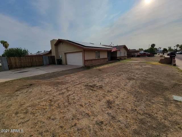3540 W Ironwood Drive, Phoenix, AZ 85051 (MLS #6267086) :: The Copa Team   The Maricopa Real Estate Company