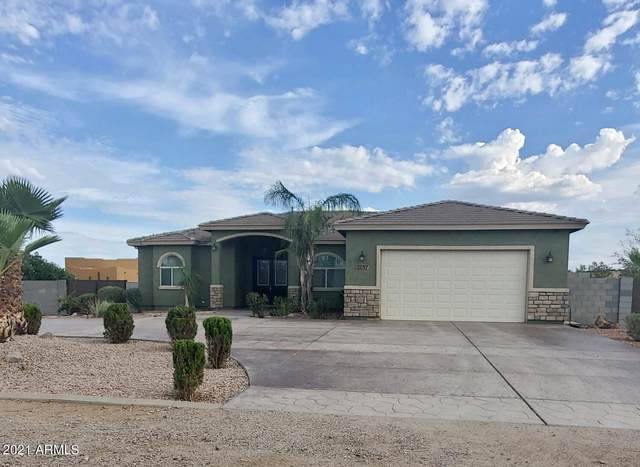 22317 W Dale Lane, Wittmann, AZ 85361 (MLS #6267087) :: Midland Real Estate Alliance