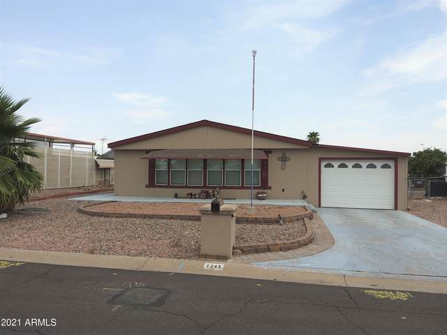 7245 E Arbor Avenue, Mesa, AZ 85208 (MLS #6267088) :: Jonny West Real Estate