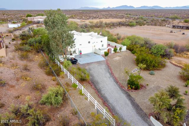 35100 S Antelope Creek Road, Wickenburg, AZ 85390 (MLS #6267099) :: Dijkstra & Co.