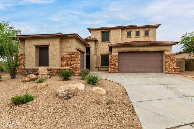 25975 N 83RD Drive, Peoria, AZ 85383 (MLS #6267108) :: The Daniel Montez Real Estate Group