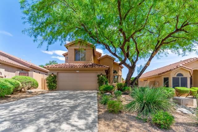10399 E Saltillo Drive, Scottsdale, AZ 85255 (MLS #6267115) :: The Laughton Team