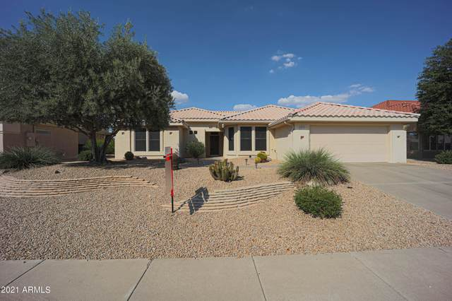 22015 N Parada Drive, Sun City West, AZ 85375 (MLS #6267123) :: The Helping Hands Team
