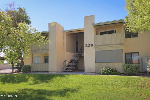 729 W Coolidge Street #214, Phoenix, AZ 85013 (MLS #6267141) :: Maison DeBlanc Real Estate