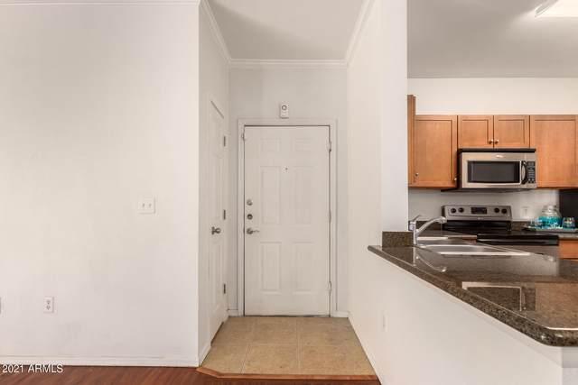 5345 E Van Buren Street #124, Phoenix, AZ 85008 (MLS #6267189) :: Midland Real Estate Alliance