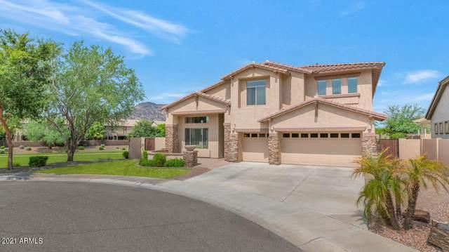 26514 N 51ST Drive, Phoenix, AZ 85083 (MLS #6267192) :: Howe Realty
