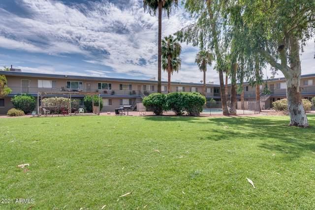 1111 E Turney Avenue #3, Phoenix, AZ 85014 (MLS #6267200) :: The Garcia Group