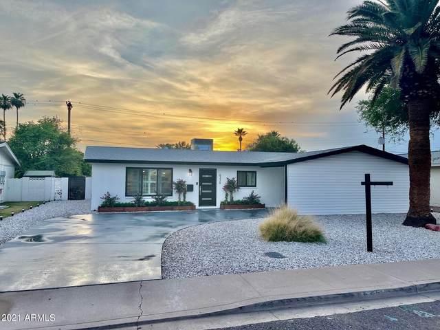 6326 N 86TH Street N, Scottsdale, AZ 85250 (MLS #6267211) :: The Laughton Team