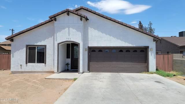 726 W Dana Avenue, Mesa, AZ 85210 (MLS #6267213) :: Elite Home Advisors