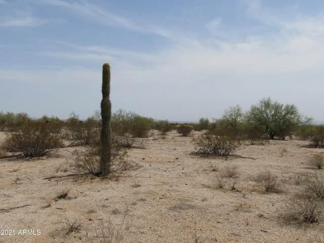 0 W Dune Shadow Road, Maricopa, AZ 85139 (MLS #6267215) :: Long Realty West Valley