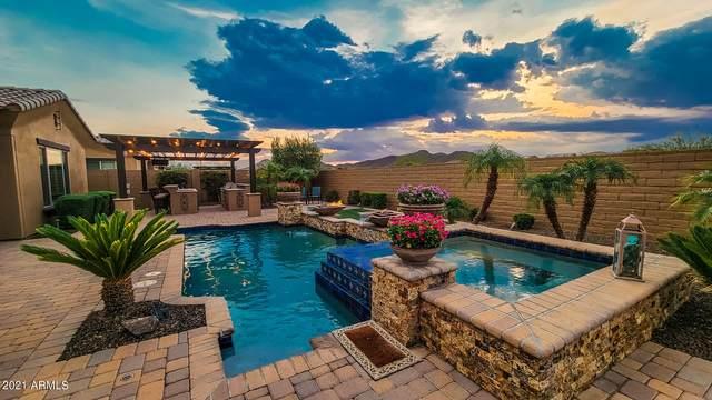 12836 W Calle De Sol, Peoria, AZ 85383 (MLS #6267217) :: Long Realty West Valley