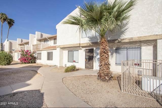 3840 N 43RD Avenue #26, Phoenix, AZ 85031 (MLS #6267225) :: Executive Realty Advisors
