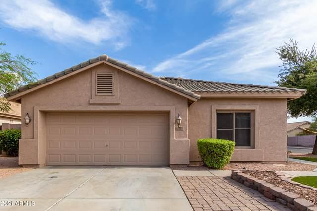 2841 E La Costa Drive, Chandler, AZ 85249 (MLS #6267244) :: Yost Realty Group at RE/MAX Casa Grande