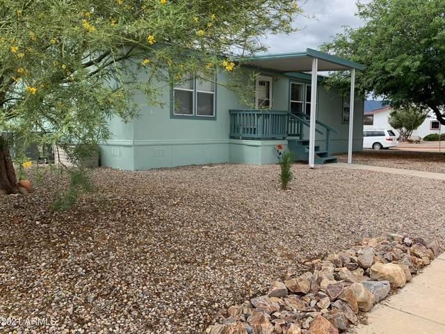 202 S Knee Deep Loop #226, Sierra Vista, AZ 85635 (MLS #6267259) :: Jonny West Real Estate