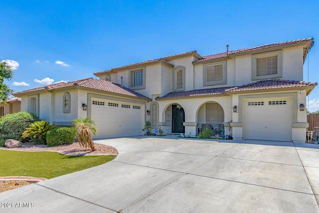 2966 N 143RD Lane, Goodyear, AZ 85395 (MLS #6267278) :: Yost Realty Group at RE/MAX Casa Grande