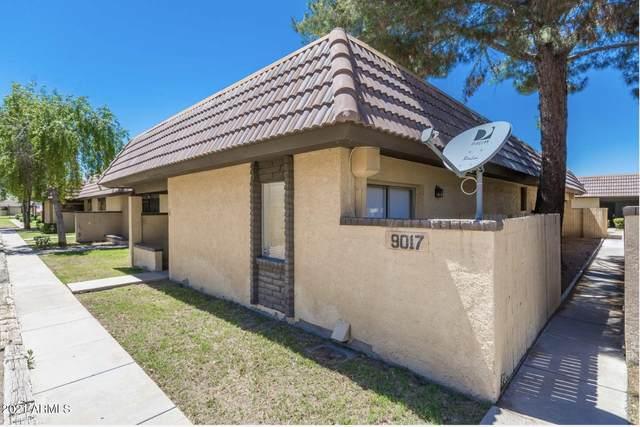 9017 W Elm Street #5, Phoenix, AZ 85037 (MLS #6267286) :: Yost Realty Group at RE/MAX Casa Grande