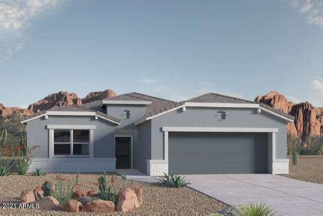 3587 N Montoya Lane, Casa Grande, AZ 85122 (MLS #6267305) :: Yost Realty Group at RE/MAX Casa Grande