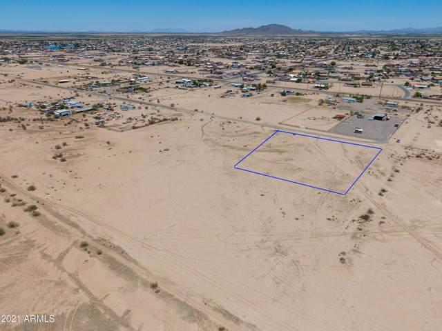 0 W Nugget Road, Eloy, AZ 85131 (MLS #6267306) :: Yost Realty Group at RE/MAX Casa Grande
